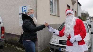 Der Nikolaus besuchte die Jugendfeuerwehr