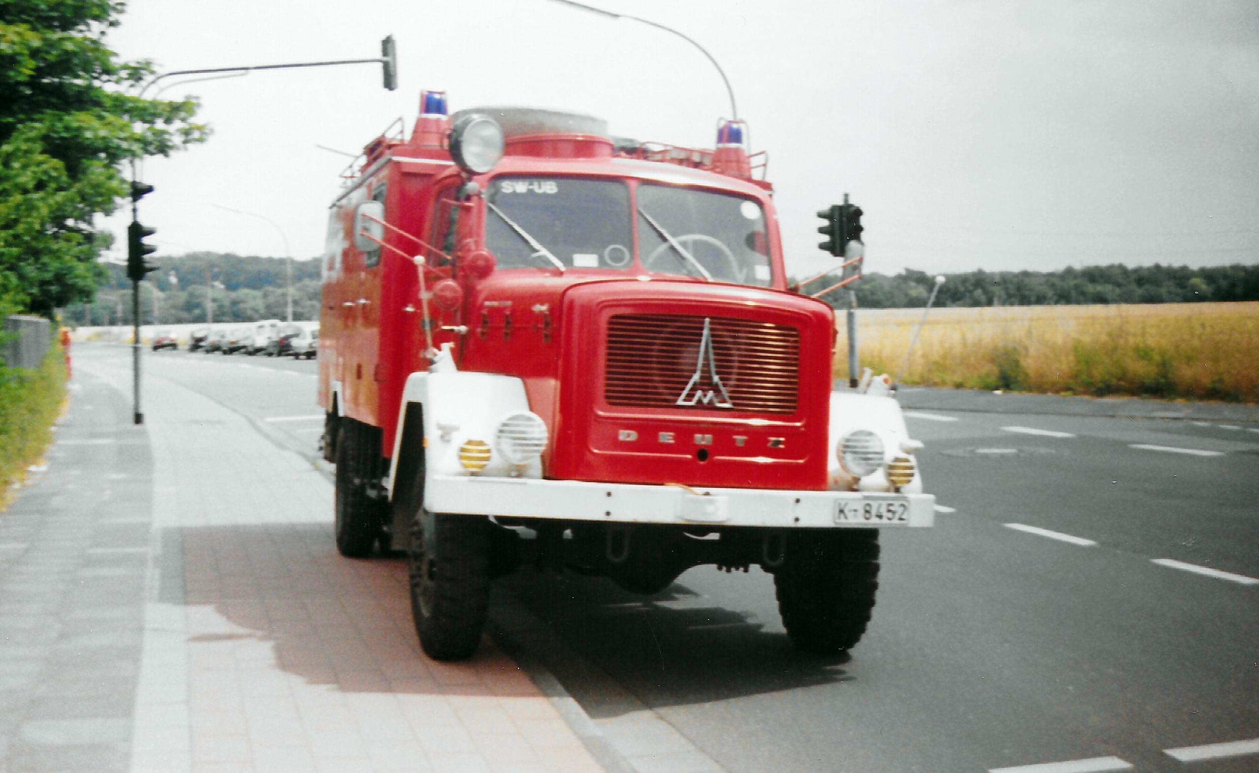 K-8452, SW-PL, BJ 1968, Magirus/Bauer